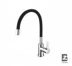 P-8005 Single Handle Pull-Out Kitchen Faucet