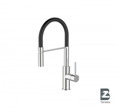 P-8017 Single Handle Pull-Down Kitchen Faucet