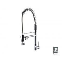 P-8004 Single Handle Pull-Out Kitchen Faucet