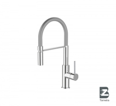 P-8016 Single Handle Pull-Down Kitchen Faucet