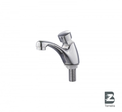 L-016 Bathroom Delay Timeing Mixer Taps Faucet