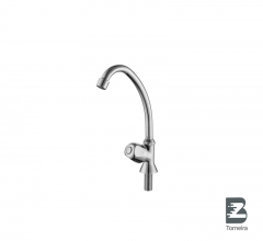 RE-7008 Bathroom Faucet Basin Taps Angle Valve Polished Chrome Plated