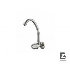 RD-7008 Bathroom Faucet Basin Taps Angle Valve Polished Chrome Plated