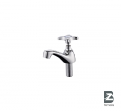 LB-7006 Chrome Small Bathroom Taps Mixer Faucet