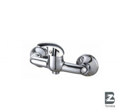 D-7003 Two Handle Bathroom Shower Faucet