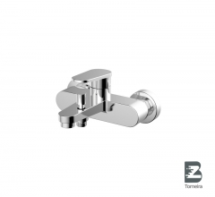 T-9009 Single Handle Bath Faucet in Chrome