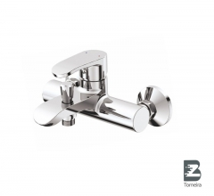 T-6007 Single Handle Bath Faucet in Chrome