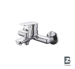 T-9005 Single Handle Bath Faucet in Chrome