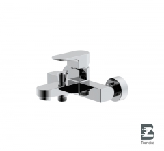 T-9006 Single Handle Bath Faucet in Chrome