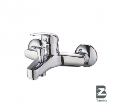 T-6025 Single Handle Bath Faucet in Chrome