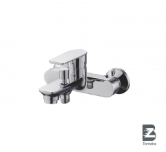 T-9004 Single Handle Bath Faucet in Chrome