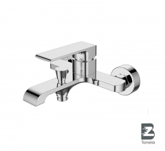 T-6004 Single Handle Bath Faucet in Chrome