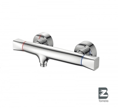D-6029 Two Handle Bathroom Shower Faucet