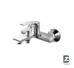 T-6014 Single Handle Bath Faucet in Chrome