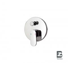 RB-9006 Bathroom Wall Mounted Tub and Shower Faucet