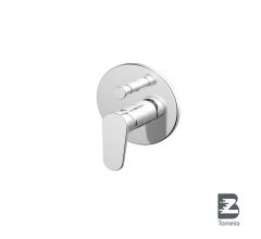 RB-9010 Bathroom Wall Mounted Tub and Shower Faucet