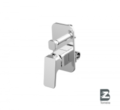 RB-9008 Bathroom Wall Mounted Tub and Shower Faucet