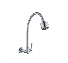 W-5001 Stainless Steel Faucet
