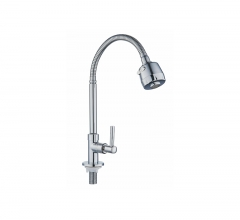 PA-5001 Stainless Steel Faucet