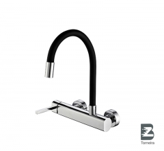 KA-6017 Single Handle Pull-Out Kitchen Faucet