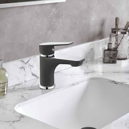 Matte black faucets still growing in popularity
