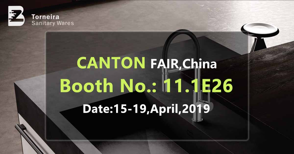 Canton Fair ,china(15-19,April,2019) The Booth No.:11.1E26